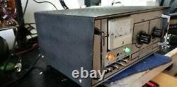 Jumbo Aristocratic Power Amplifier 250/500 Radio Cb Valvolare Da Rivedere
