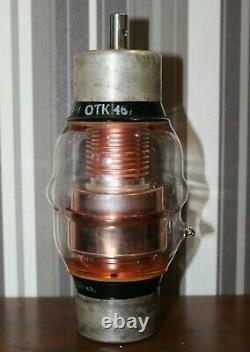 KP1-4 5-100pF 25kV vacuum variable capacitor NOS USSR SOVIET