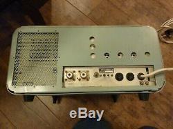 KW600 vintage valve radio RF HF linear amplifier 300W HAM RADIO