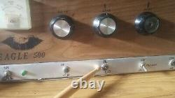 Kenrick Eagle 500 Linear Amplifier (not Working) Parts Or Repair