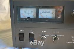 Kenwood Linear Hf Amplifier Amp Tl 992a Ham Radio Ssb Cw 220v Tube 3-500z Japan