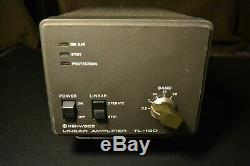 Kenwood TL-120 Linear Amplifier
