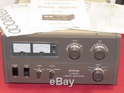 Kenwood TL-922A HF HAM Radio Linear Amplifier