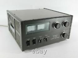 Kenwood TL-922A Ham Radio 3-500Z Tube Amplifier (wired for 120V, runs great)