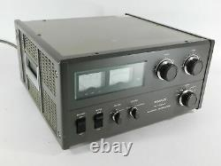 Kenwood TL-922A Ham Radio 3-500Z Tube Amplifier (wired for 230V, runs great)