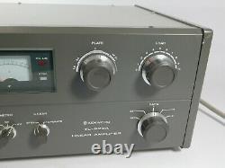 Kenwood TL-922A Ham Radio Eimac 3-500Z Tube Amplifier (runs beautifully)
