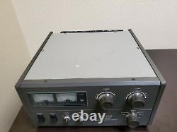 Kenwood TL-922A Ham Radio Tube Amplifier withManual Beautiful
