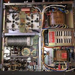 Kenwood TL-922A Linear Amplifier 2 Eimac 3-500Z Tubes Estate Item SN 5070018