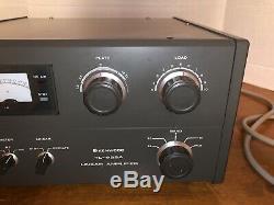 Kenwood TL-922A Linear Amplifier Estate Item SN 5070018