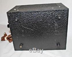Kris Boomer Linear Amplifier