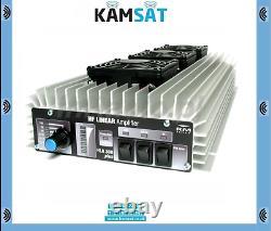 LINEAR AMPLIFIER RM HLA-300V 1.8-30 MHz 200 W AM&FM 400 W CW&SSB POWER