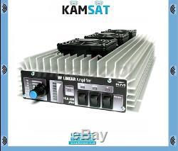 LINEAR AMPLIFIER RM HLA-300V PLUS 1.8-30 MHz 200 W AM&FM 400 W CW&SSB POWER