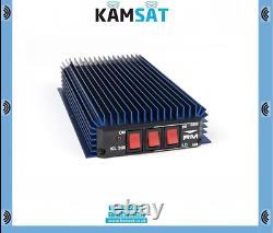 LINEAR AMPLIFIER RM KL300 3-30 MHz 300W HF 12V-24V AM-FM-SSB-CW MODE