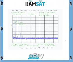 LINEAR AMPLIFIER RM KL703 HF 25 30 MHz FOR USE BETWEEN 25 AND 30 MHz 500 W