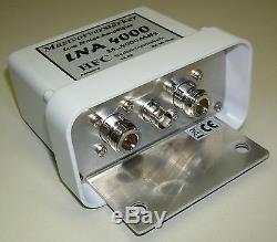 LNA-4000 Breitband Mast-Vorverstärker bis 4 GHz / 25. 4000 MHz