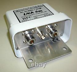 LNA-6m GaAs-FET Mastvorverstärker / 20dB / 50 52 MHz (4980)
