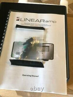 Linear Amp UK Gemini 2-500 144MHz