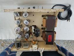 Linear Amplifier D&A Maverick Dual Power Amateur 10 40 Meters 300-700 Watts