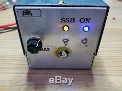 Linear Amplifier For Ten Meter Amateur Radio
