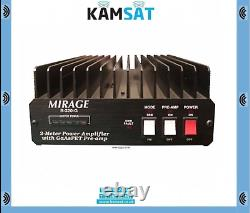 Linear Amplifier Mirage B-320g 200w 2m Vhf Ht/mobile Amp 200w Out 144-148mhz
