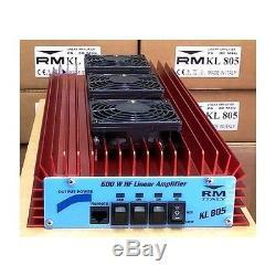 Linear amplifier RM Italy KL805 24V