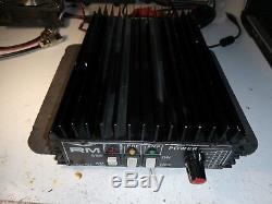 Lineare Rm Mod500 Power Amplifier Transistor Radio Cb 300-600watt Ssb 12 Volt