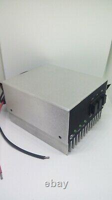 MESSENGER 10m LINEAR AMPLIFIER TWO SD1446 Transistors