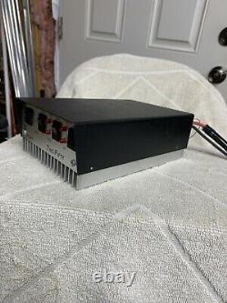 MESSENGER 250 Ham Amp 4 pill 250 watt 80-10 meter bands ORIGINAL NICE LOOK