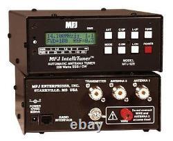 MFJ-929 HF (1.8 30MHz) Automatic Antenna Tuner 200W with SWR/Wattmeter