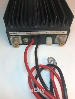 MIRAGE B3016 2 METER AMP Working