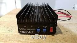 MIRAGE B 1016G VHF 160 Watt Linear Amplifier Amp Power C MY OTHER HAM RADIO GEAR
