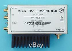 MKU 13 G3, 23 cm Transverter 1269. 1298 MHz