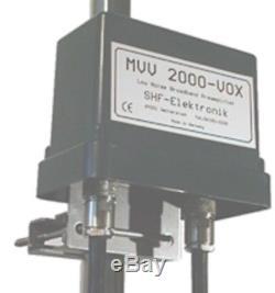 MVV 2000 VOX Pre Amplifier 2m 70cm 23cm