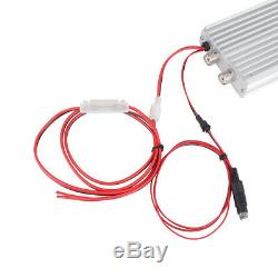 MX-P50M HF Power Amplifier f/FT-817 ICOM IC-703 Elecraft KX3 Ham Radio White UK