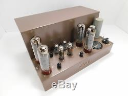 Marantz Model 8B Stereo Tube Amplifier in Clean Working Condition SN 8-6634
