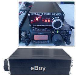MiNiPA50 HF Power Amplifier 45W, 80m 40m 30m-17m 15m-10m band For YASEU kx3