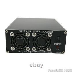 MiNi 200W HF Power Amplifier Shortwave Power Amplifier Assembling Needed paDE