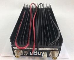 Mirage B1016 2 Meter FM/SSB Amplifier for Ham Radio 10W In 160W Out SN 2492-588