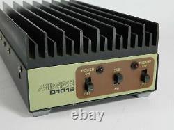 Mirage B1016 2-Meter SSB FM Ham Radio Amplifier (works great)