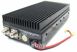 Mirage VHF 150-174 MHz 130 Watt Mobile Radio 12V Commercial Linear RF Amplifier