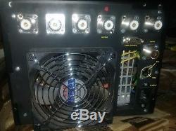 Modern 1kW HF linear amplifier EB104 project
