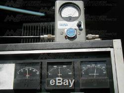 Motorola Micor TLD5083A 400 watt Power Amplifier, RG III. Working