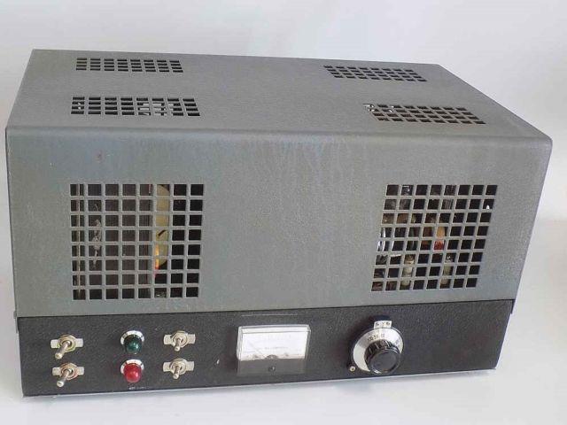 Nice Condition Made In North Carolina Elkin 12 Tube Base Amplifier-1625 Version