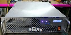 NICOM AP100 STL AMPLIFIER 100W for FM BROADCAST 940-960 MHz