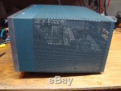 National Ncl- 2000 Hf Amplifier Needs Work