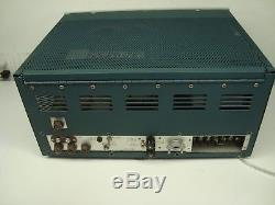 National Ncl-2000 Hf Linear Amplifier Tech Special