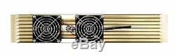 New Henry C70D10RS 70 Watt Continuous Duty UHF Repeater Amplifier ham amateur