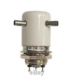 New Vacuum SPDT Antenna Relay VC-2 12VDC for HF Amplifier Greenstone