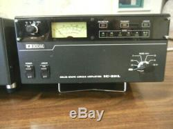 Nice Icom IC-2KL Ham Radio Soild-State HF Linear Amplifier with IC-2KL AC PS IC2KL
