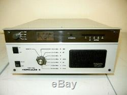 Nice Ten-Tec 420 Hercules II HF Ham Radio Linear Amplifier Solid-State /Mobile